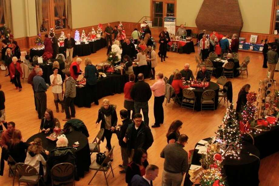 The Festival of Trees at the Ramsdell Regional Center for the Arts ballroom is one of the many great events that will be taking place this weekend during the Sleighbell Parade and Old Christmas Weekend. (File photo)