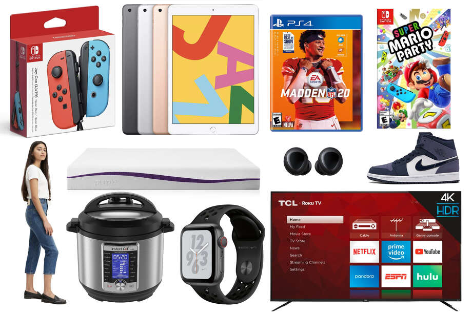 Best Buy and Target are among the retailers that released Cyber Monday deals early this year. Photo: SFGATE