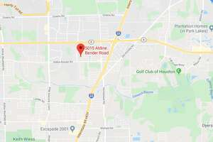 A man was found dead in the back seat of a car Sunday in the 5000 block of Aldine Bender, according to the Harris County Sheriff's Office.