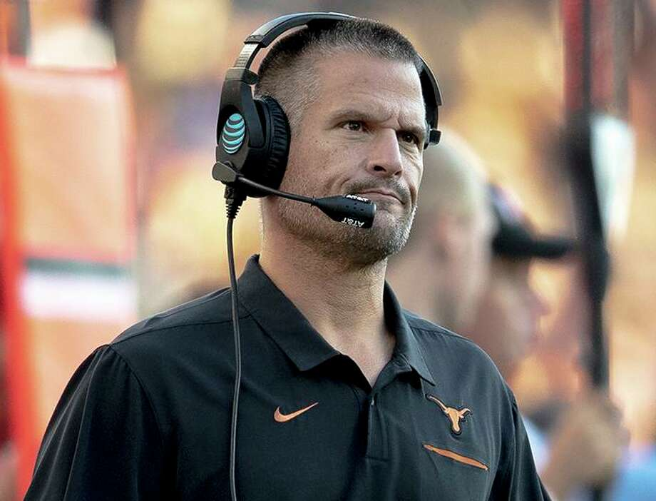 Todd Orlando, fired at Texas on Dec. 1, is leaving Texas Tech after two weeks for a job at USC. Photo: Nick Wagner, MBO / Associated Press / Austin American-Statesman