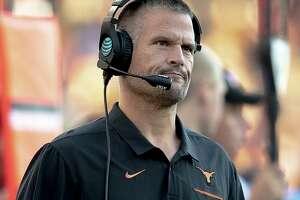 Todd Orlando followed UT coach Tom Herman from the University of Houston.