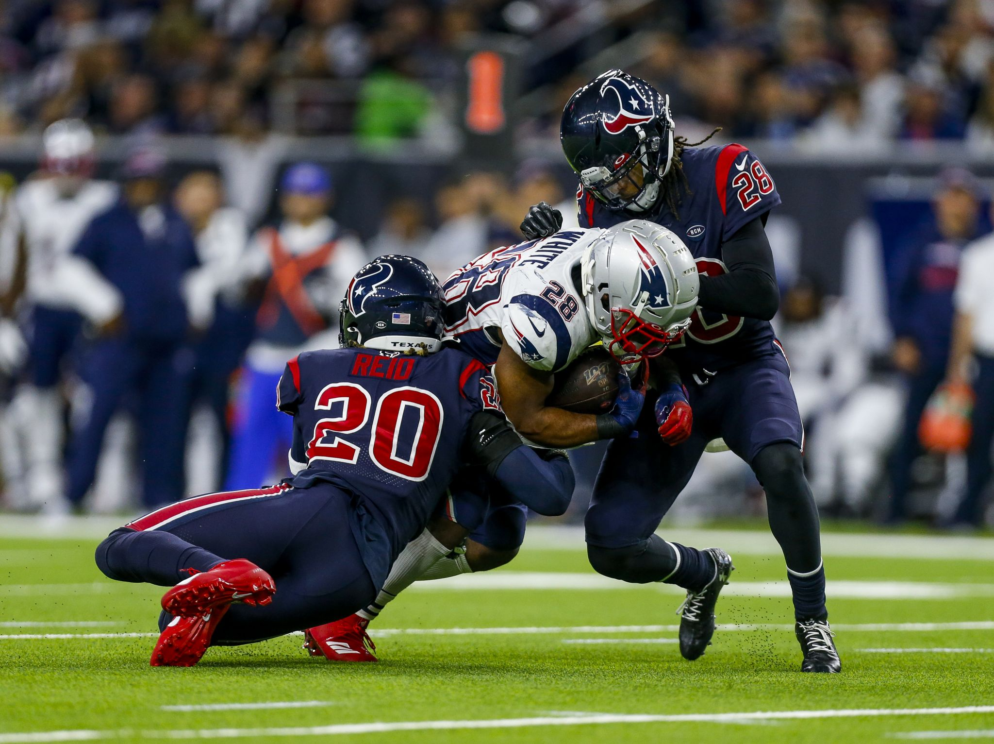 McClain's Mailbag: Win over Patriots still brings complaints