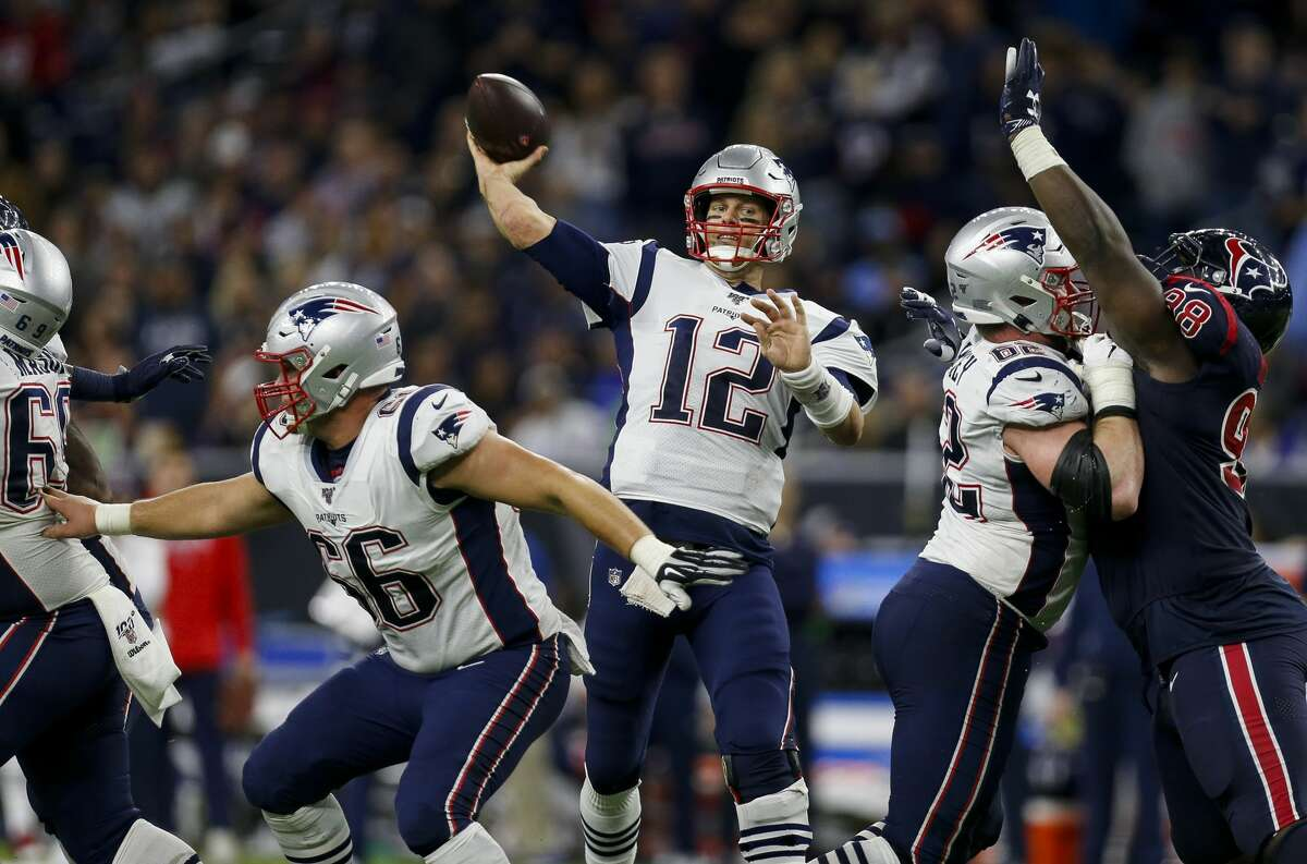 Tom Brady generally had his way against the Texans, going 10-1 against them with the Patriots.