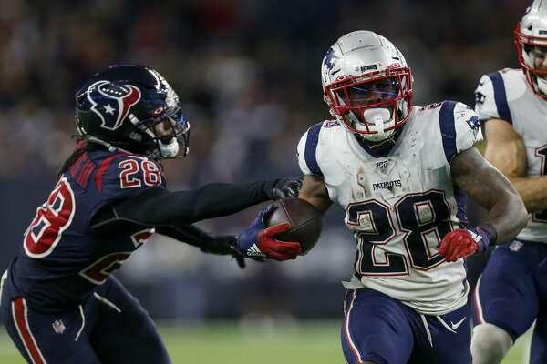 Texans Bradley Roby Picks Off Patriots Tom Brady In First