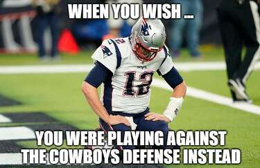 Hilarious Memes Celebrate Texans Win Over Patriots