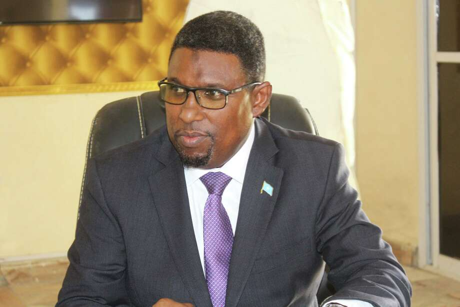 His Excellency Abdirashid Mohamed Ahmed is the Minister of Petroleum and Mineral Resources of The Federal Republic of Somalia. Photo: Courtesy Photo / Courtesy Photo