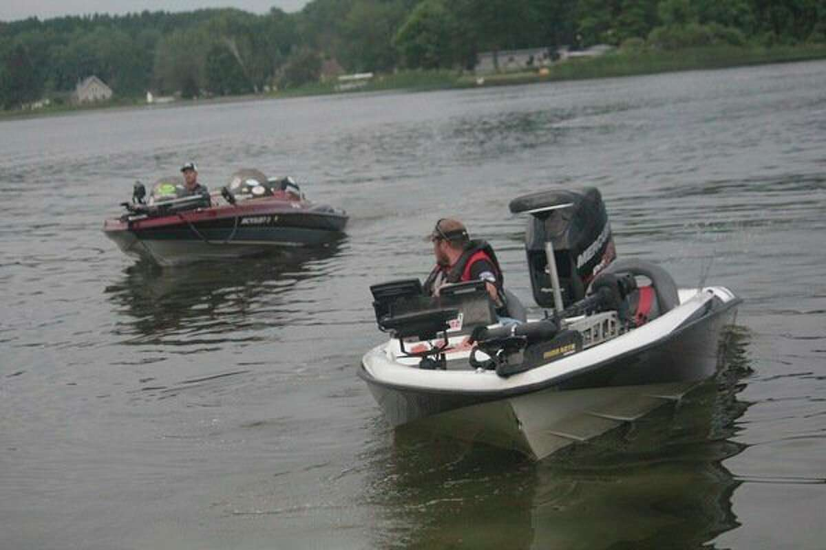 Open water fishing is basically done for the 2019 fall season. (Herald Review file photo)