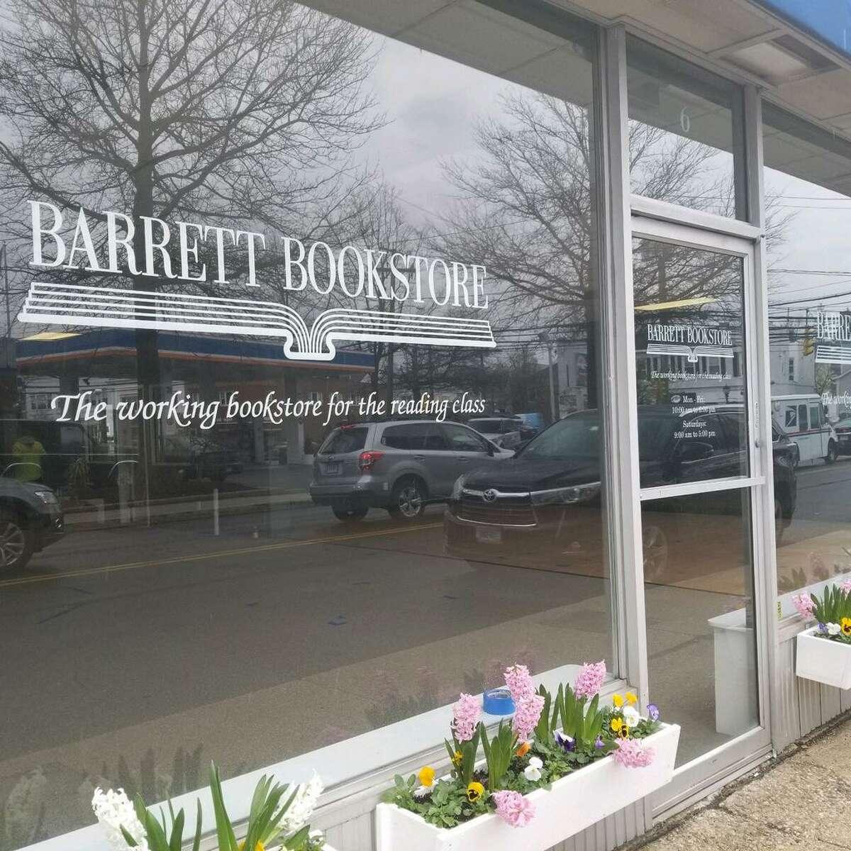 Barrett Bookstore is moving to 6 Corbin Drive in Darien.