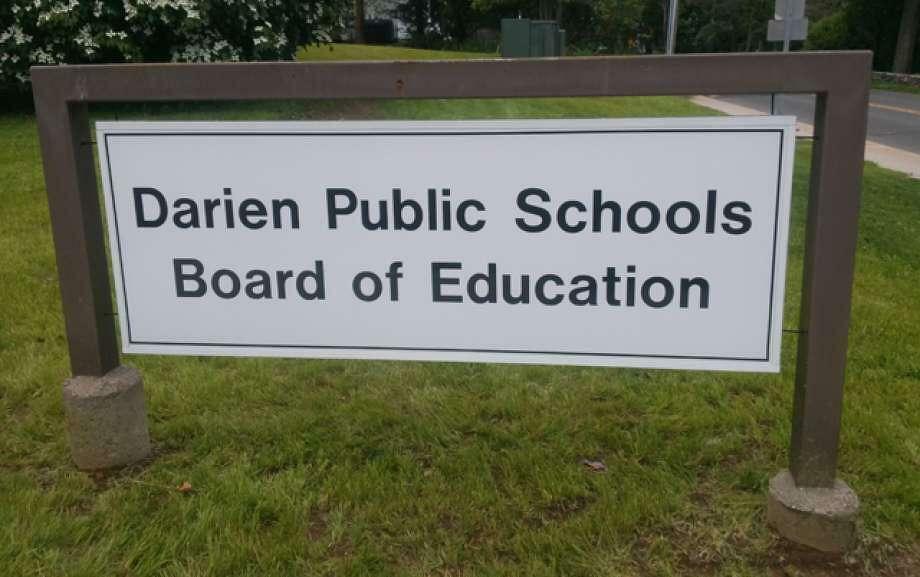 Darien's Board of Education building at 35 Leroy Avenue Photo: Board Of Ed