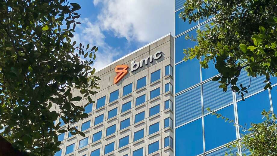 BMC Software's building off Beltway 8 in Houston. Photo: BMC Software / Courtesy Photo