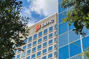 BMC Software's building off Beltway 8 in Houston.