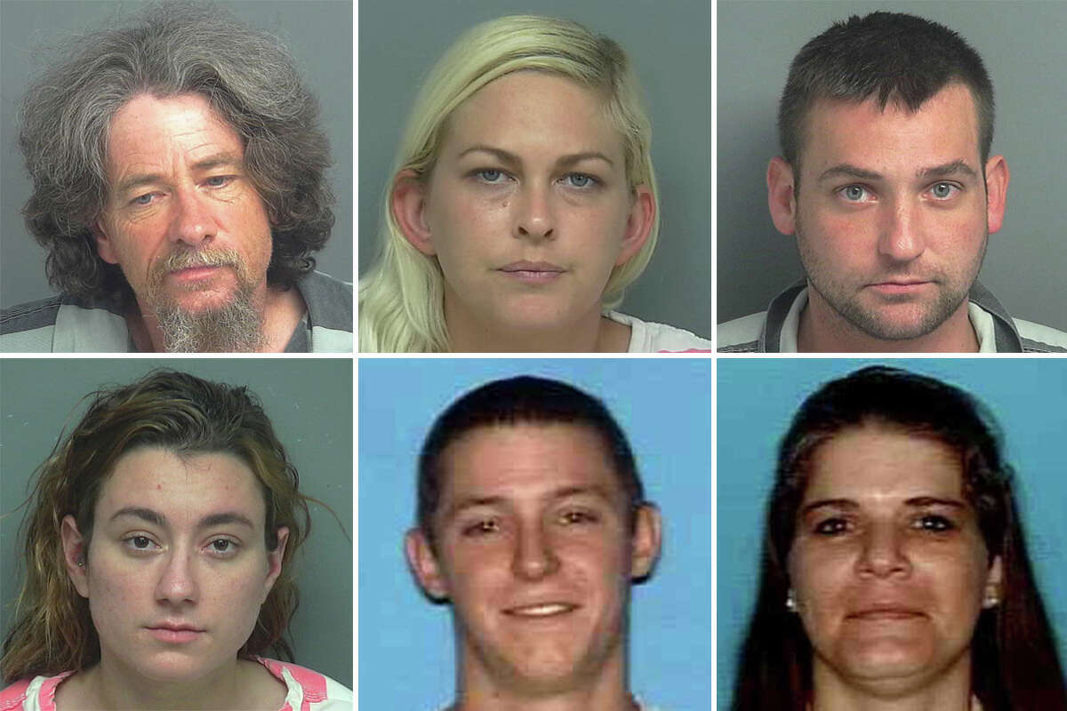 Crime Stoppers in Houston's suburbs are asking for your help in finding these wanted fugitives. Anyone with information about the whereabouts of any of these suspects is urged to call Multi-County Crime Stoppers at 1-800-392-STOP (7867).