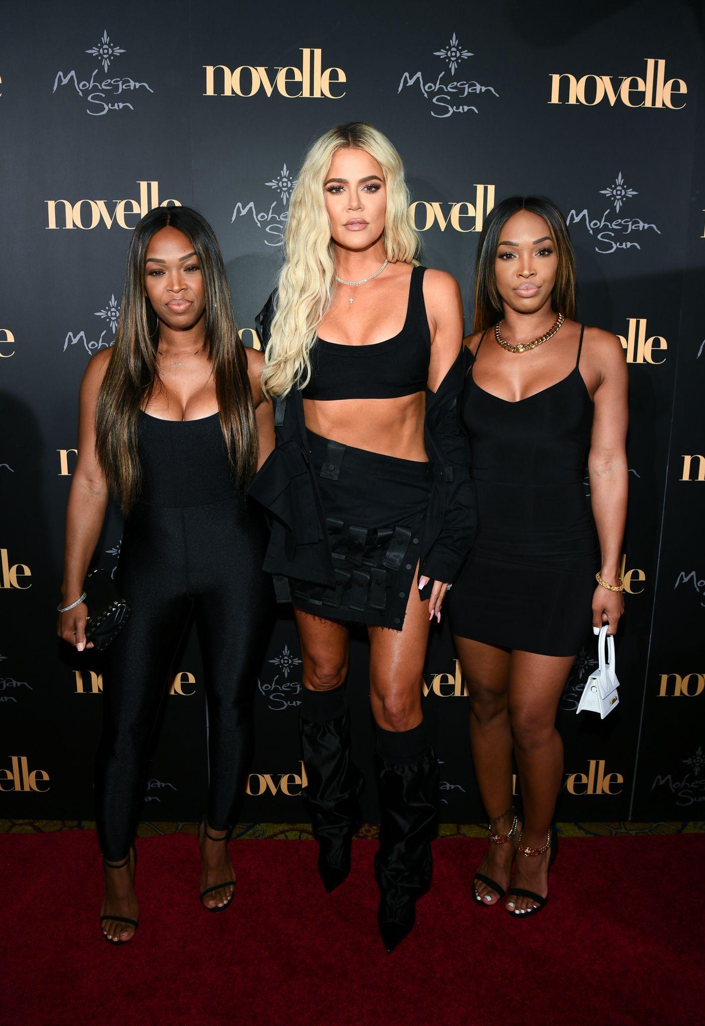 Khloe Kardashian parties at Mohegan Sun on 'Keeping Up with the Kardashians'