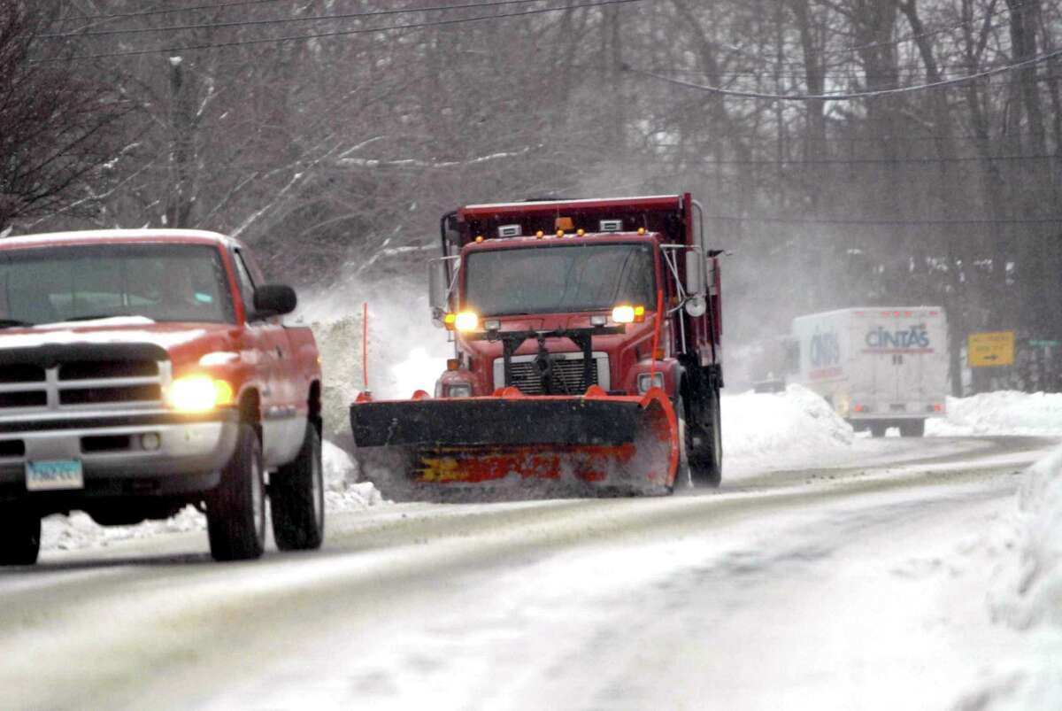 Tonight's snow will bring out the plows and warnings from police to make sure cars are complying with winter parking rules.