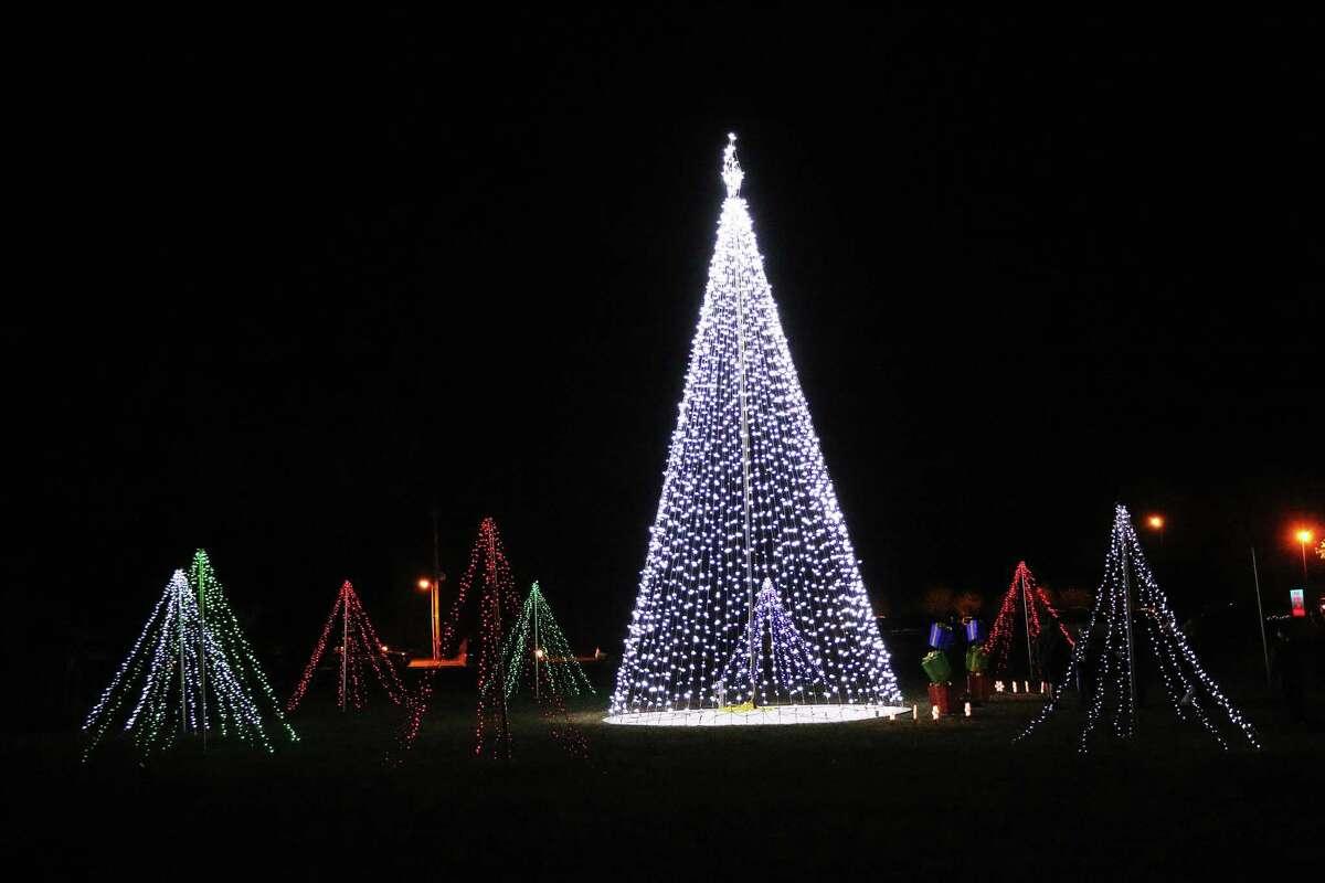 The tree lighting ceremony will kick off the festival celebration.