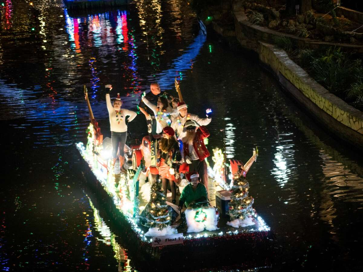 San Antonio's Ford Holiday River Parade has been canceled for this year.