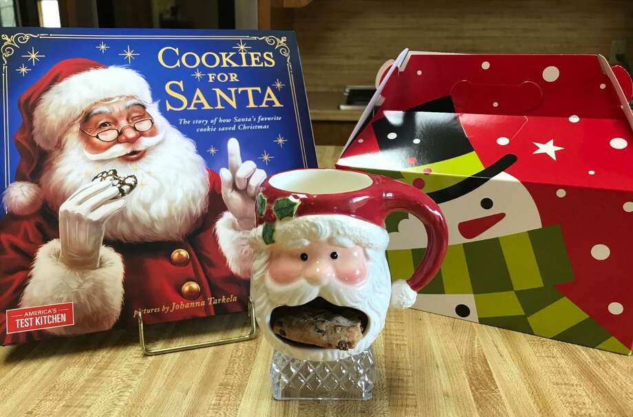 As part its Dec. 5 Christmas Tour and Cookie Walk at Heritage Park, the Katy Heritage Society is offering visitors a chance to purchase an assortment of items, including Cookies for Santa Books and Santa Cookies and Milk mugs. Email katyheritagesociety1979@gmail.com for information. Photo: Katy Heritage Society / Katy Heritage Society