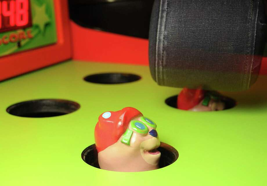 Whack-A-Mole. Photo: Dave Rossman / For The Chronicle / Freelance
