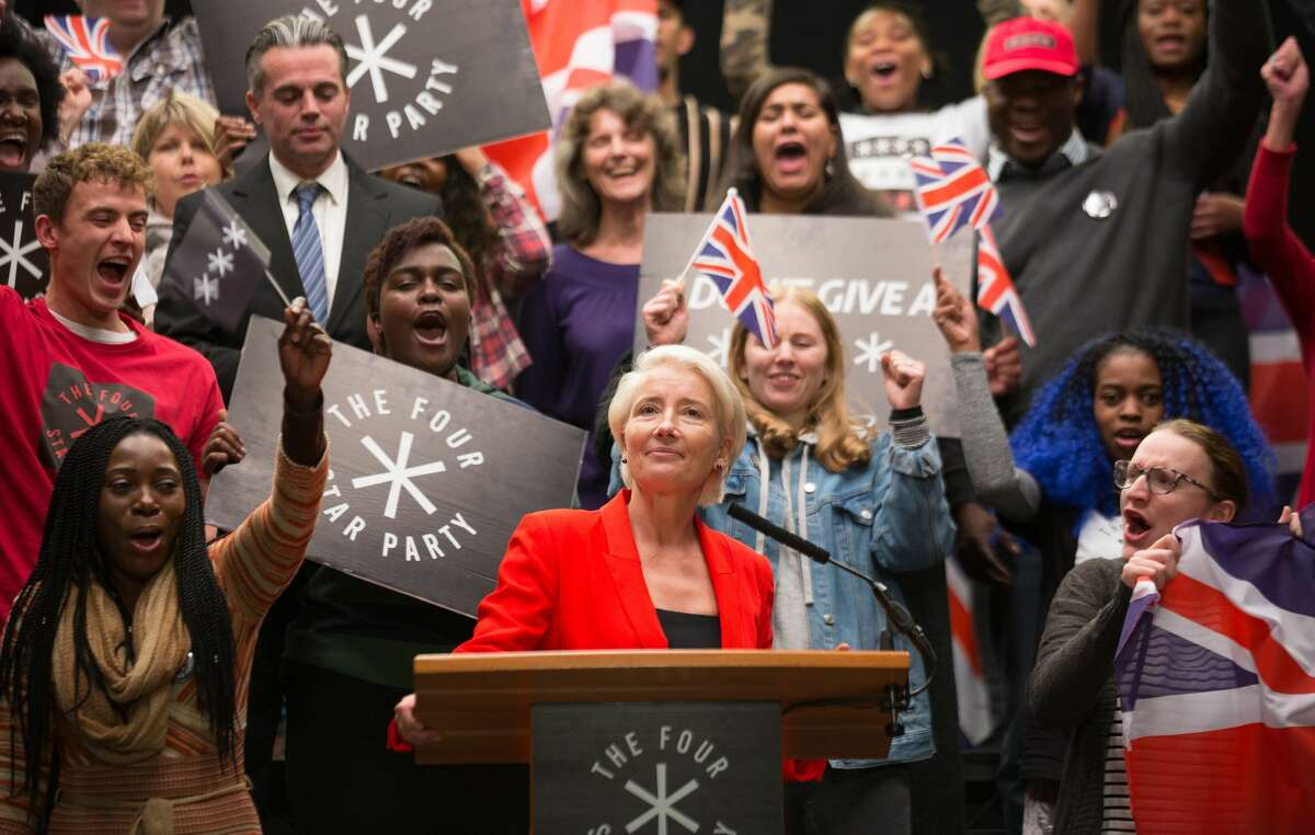24. Years and Years (HBO) 'Years and Years' was a six-part British miniseries that followed the fortunes and misfortunes of one Manchester-based family, the Lyons, over the course of 15 years beginning in 2019. As dark and chilling as any episode of the techno thriller 'Black Mirror,' the most frightening thing about this dystopian series is how familiar and plausible the bleak future it paints is.