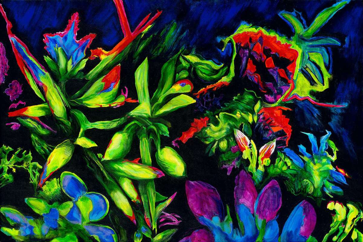 Stamford's Loft Artists Association is hosting its annual new member show,