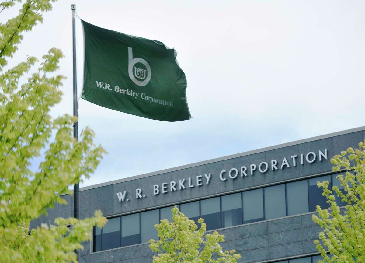 W.R. Berkley Corp. is headquartered at 475 Steamboat Road in Greenwich, Conn.
