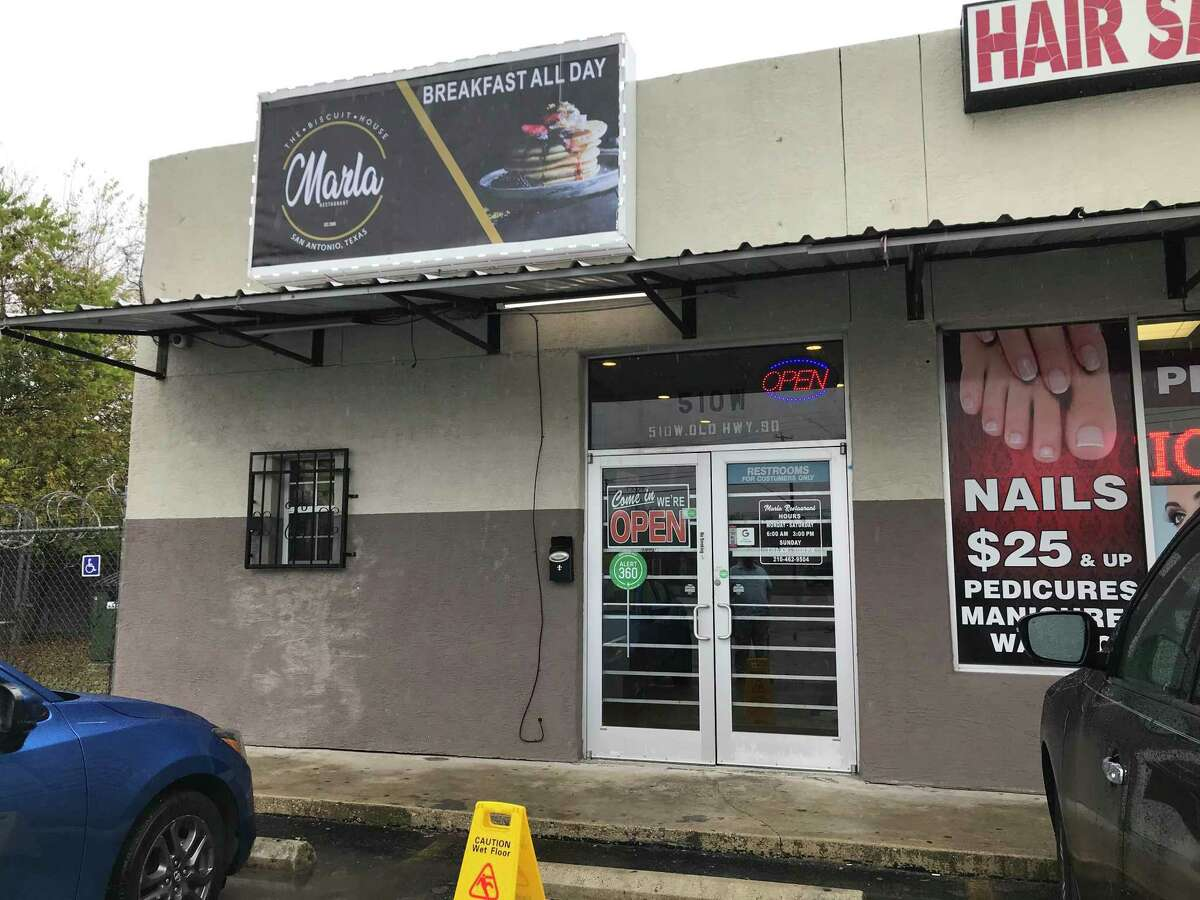 Opened: Marla Restaurant 510 Old Highway 90 W., Suite 101. Review: Marla Restaurant does vegan and Mexican right on San Antonio's West Side