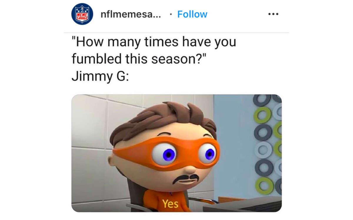 Meme reactions from NFL week 13.