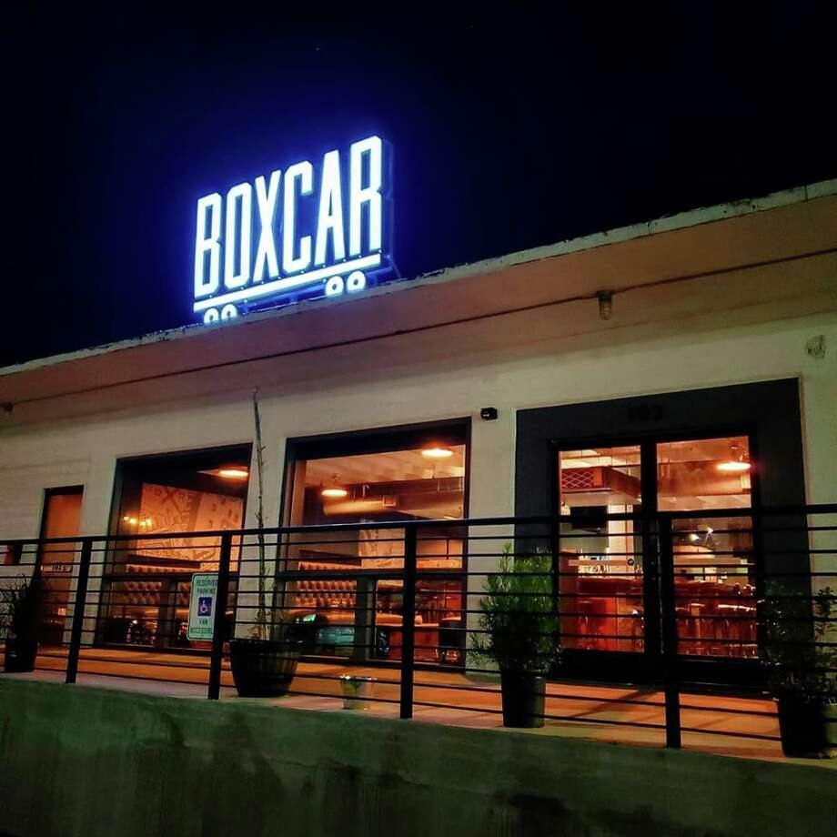 """Boxcar Bar 125 Lamar The cocktail bar is owner TonyCoss'third business. He also owns LaRocaCantina and Green Lantern.Cossand his team celebrated the opening of his third bar on Saturday. He expects the atmosphere of Boxcar to be similar to LaRoca, but with more pop and R&B music on the weekends. During the week, customers will enjoy a """"chill"""" lounge to unwind. Photo: Courtesy, Tony Coss"""