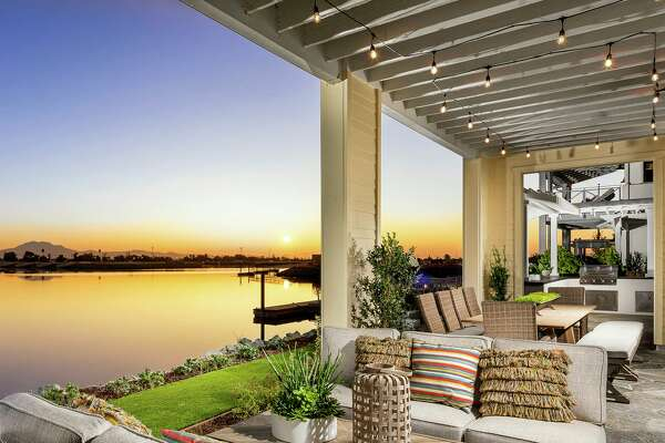 Delta Coves, which opened September, is a master-planned community by DMB Development of 560 waterfront and water-facing homes.