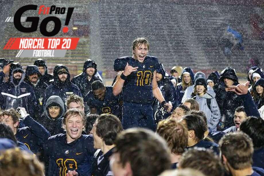 NorCal Football Rankings, Oak Ridge Photo: SportStars Magazine
