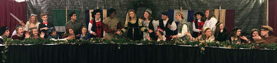Edwardsville High School Choral Department presents the annual EHS Madrigal Dinner Friday and Saturday. Photo: For The Intelligencer