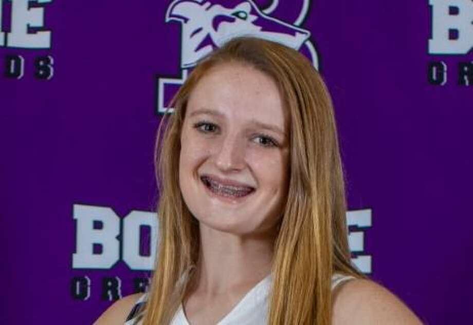 Jamie Ruede is a freshman point guard for Boerne. Photo: Courtesy Photo