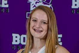 Jamie Ruede is a freshman point guard for Boerne.