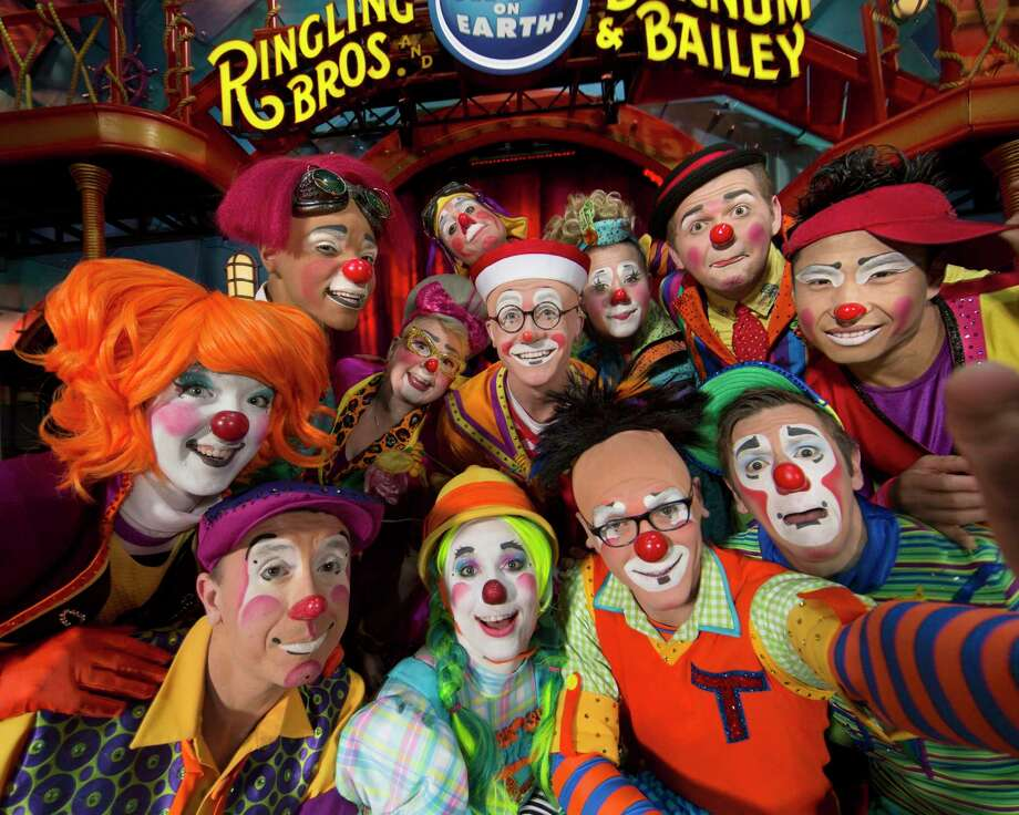Ringling Bros. and Barnum & Bailey's Circus Xtreme. A reader likens the Democratic presidential hopefuls to circus clowns. Photo: Circus Xtreme /Contributed Photo / / Feld Entertainment