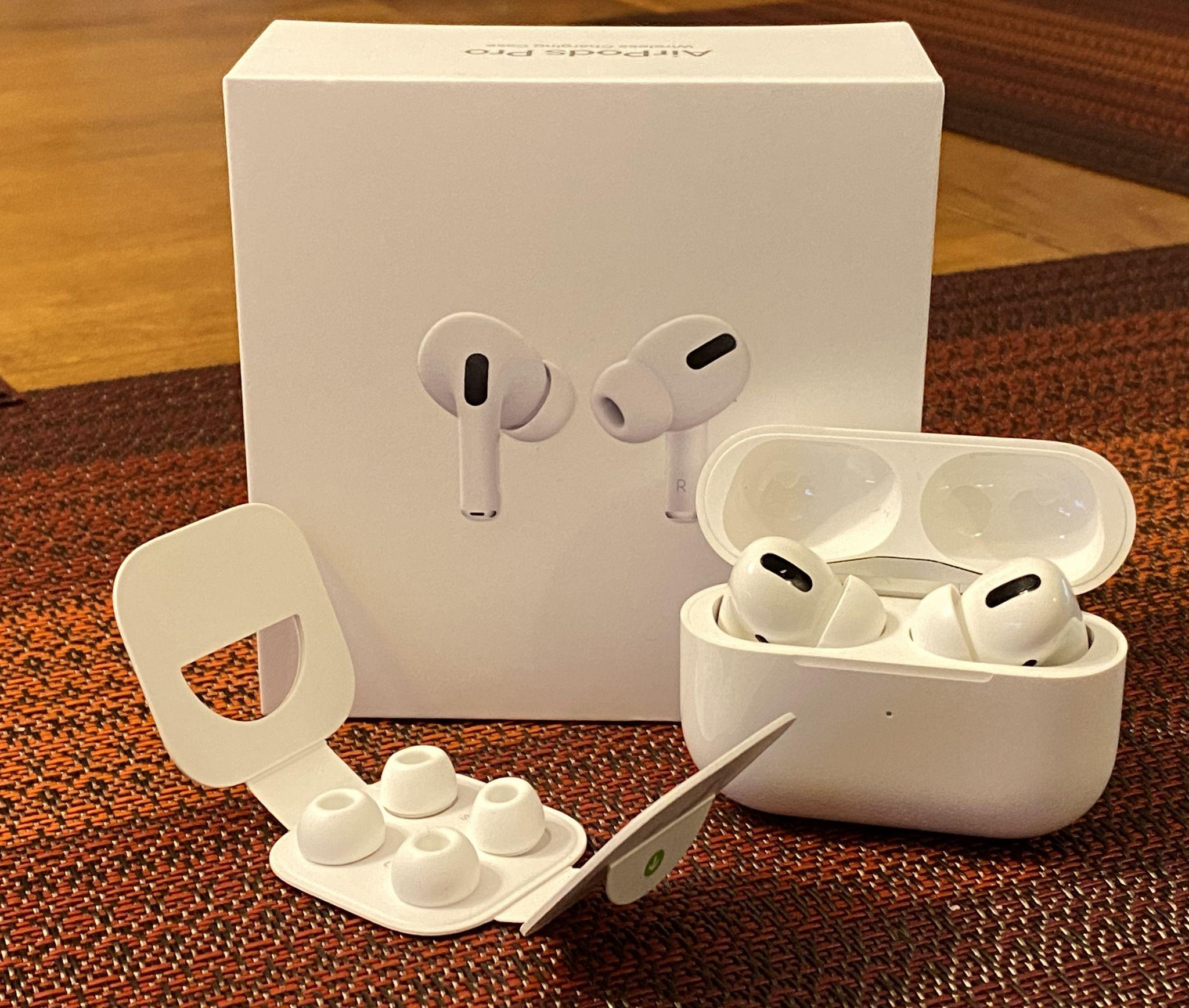 At 250 Are Apple S Airpods Pro Worth It Houstonchronicle Com