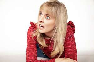 Comedian Maria Bamford performs at College Street Music Hall in New Haven Dec. 13.