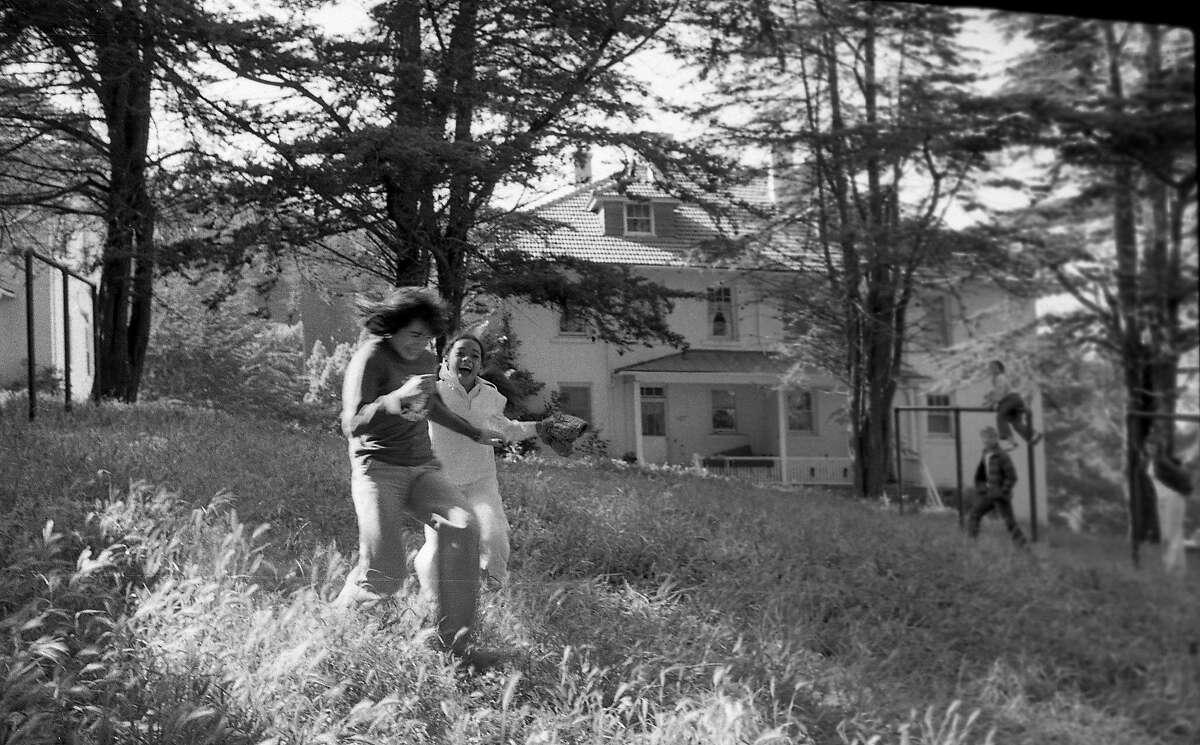 The U.S. Army base at the Presidio, April 28, 1978