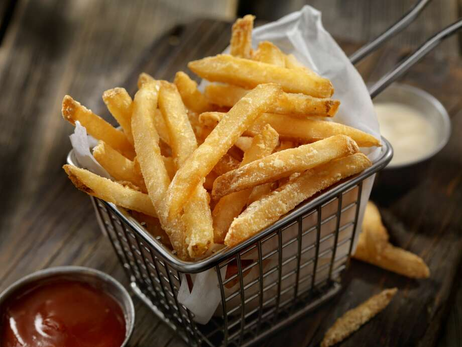 """French fry demand has just been outstanding lately, and so supplies can't meet the demand,"" Travis Blacker, industry-relations director with the Idaho Potato Commission, said in a phone interview. Photo: LauriPatterson/Getty Images"