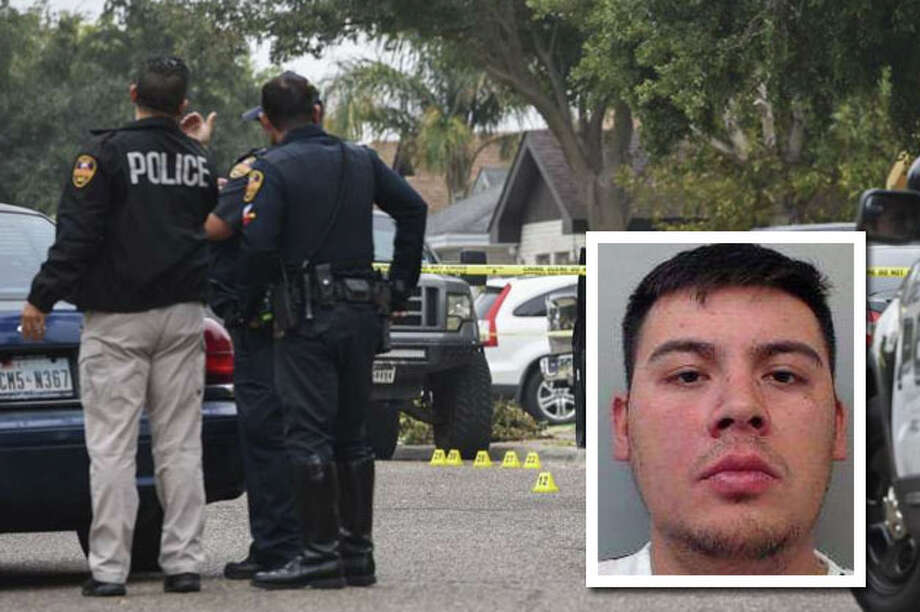 The man who shot a Laredo police officer in an ambush and two other people related to his ex-girlfriend in north Laredo stated he wanted to die in the gunfire with police, according to an arrest affidavit. Photo: Danny Zaragoza/Laredo Morning Times