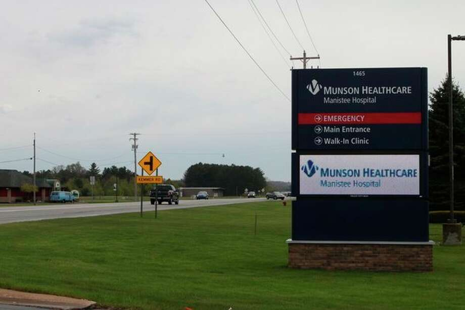 Munson Healthcare Manistee Hospital is planninga $2 million renovation.TheManistee Hospital Foundation'sgoal is to raise $1 million toward the renovation, which is slated to begin early next year.(News Advocate file photo)