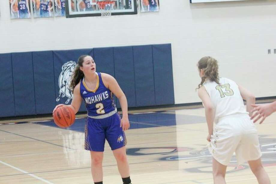 Kalee Ramsey will be the starting point this year for Morley Stanwood. (Pioneer file photo)