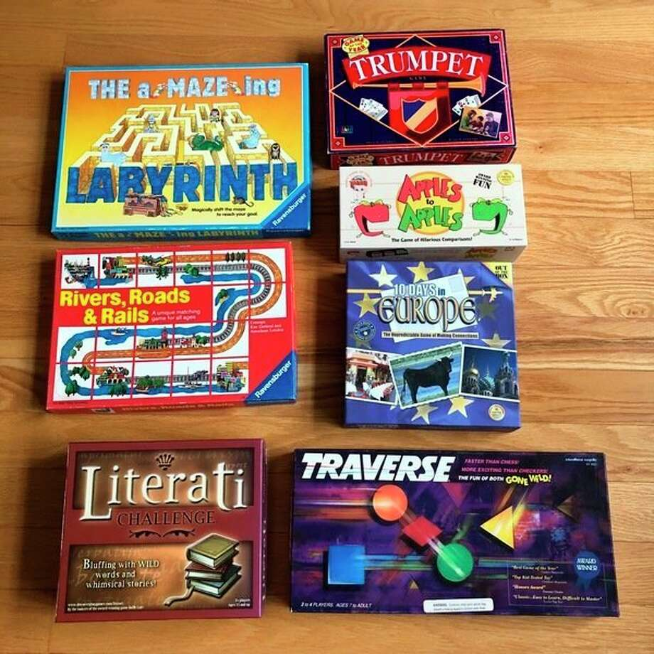 Near and Farr Friends will present boards games to play this holiday season with family and friends at aget-together slated for Dec. 5. (Courtesy photo)