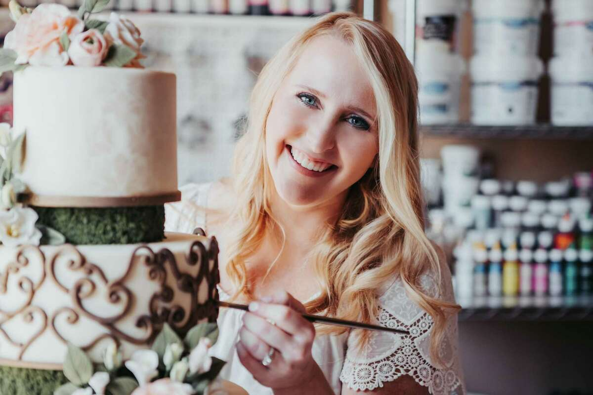 Bethany Davis runs the Spring-based bakery Betnie Bakes, which specializes in cakes for birthdays, weddings and other events. She is one of several cake artists appearing on the new Food Network series