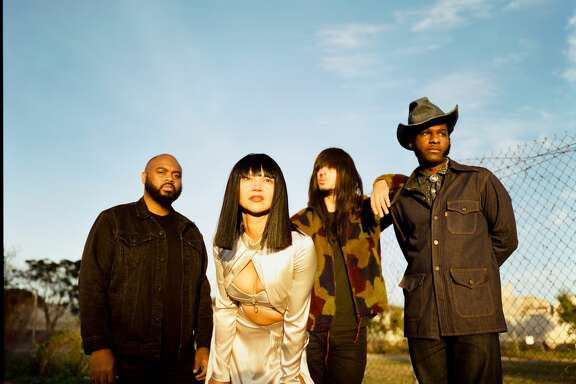 """Khruangbin and Leon Bridges collaborated on """"Texas Sun,"""" an EP due in Feb. 2020."""