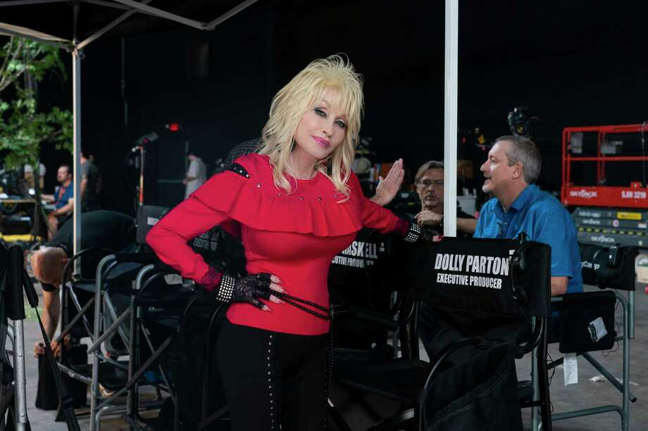 """The new Netflix series """"Heartstrings"""" features episodes inspired by songs from Dolly Parton, who is an executive producer on the show. Photo: Tina Rowden/Netflix / Tina Rowden/Netflix"""