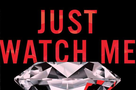 """Cover image for """"Just Watch Me,"""" a new novel by Jeff Lindsay."""