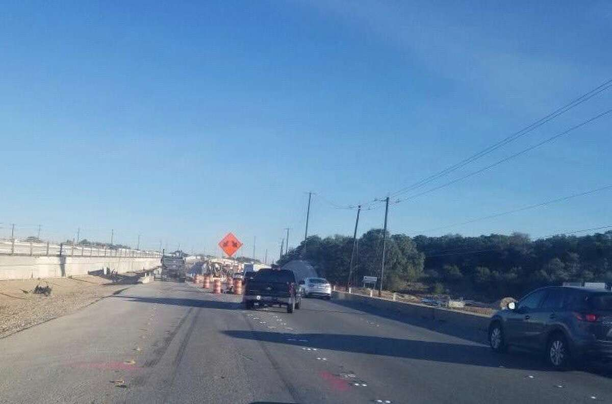 The Texas Department of Transportation has opened one lane of the new U.S. 281 bypass on the far North Side.