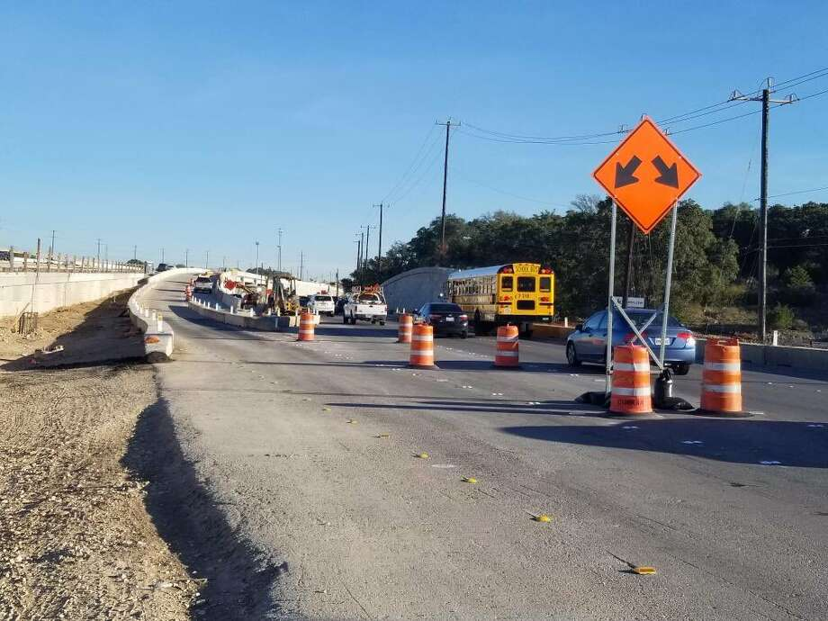 The Texas Department of Transportation has opened one lane of the new U.S. 281 bypass on the far North Side. Photo: Texas Department Of Transportation