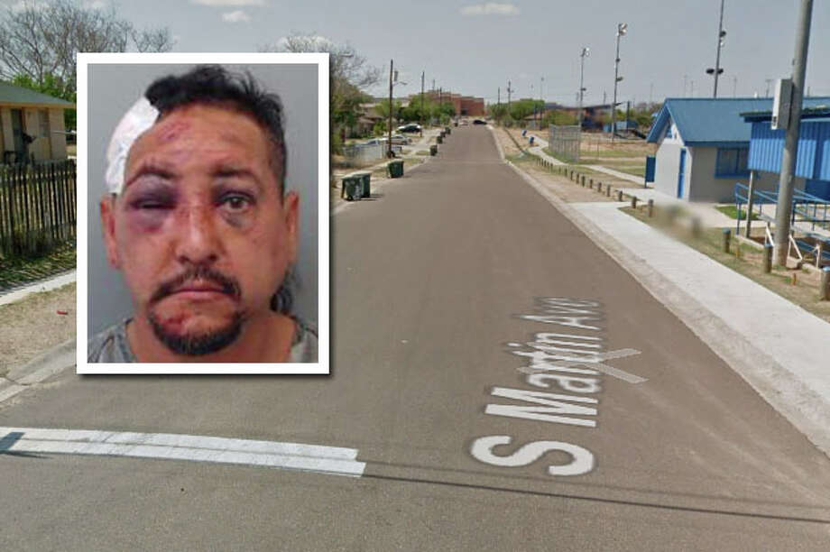 A man has been arrested for stabbing a woman on Saturday in South Laredo, authorities said. Photo: Courtesy