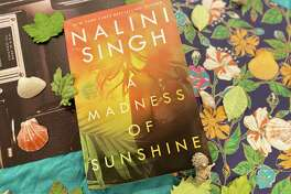 """""""A Madness of Sunshine"""" by Nalini Singh explores the line between love and obsession."""